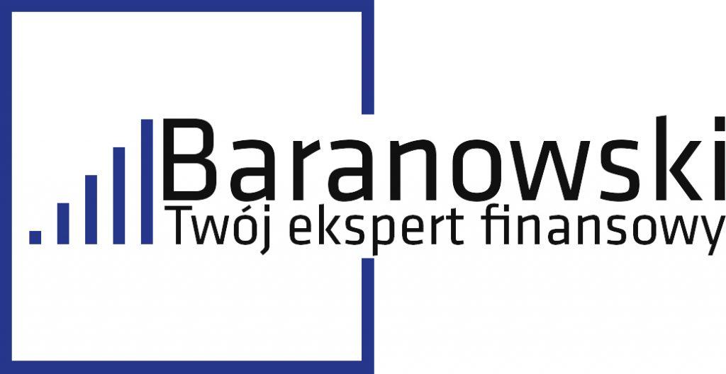 Logo Finanse Baranowski Twój ekspert finansowy